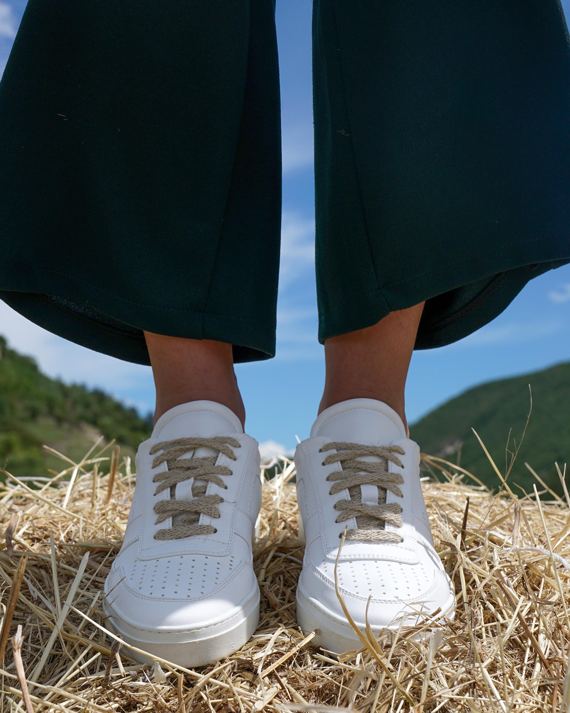 Yatay Birch White Irori Sneaker 1