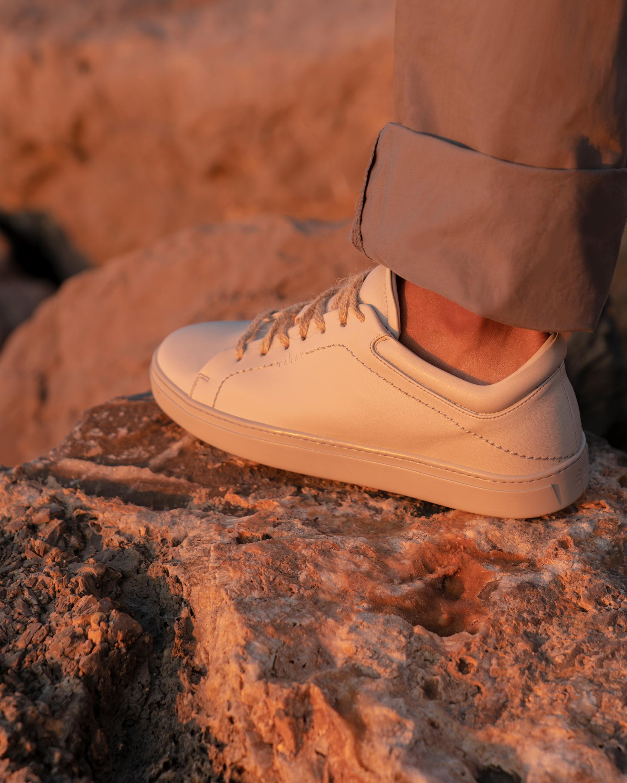 Yatay Birch White Neven Low Sneaker 4