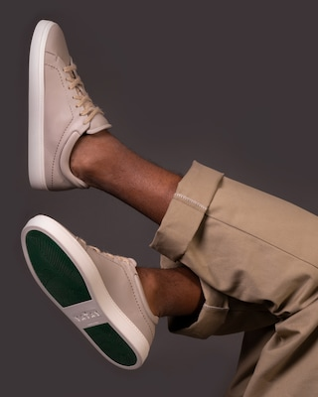 Yatay Hemp Brown Neven Low Sneaker 2