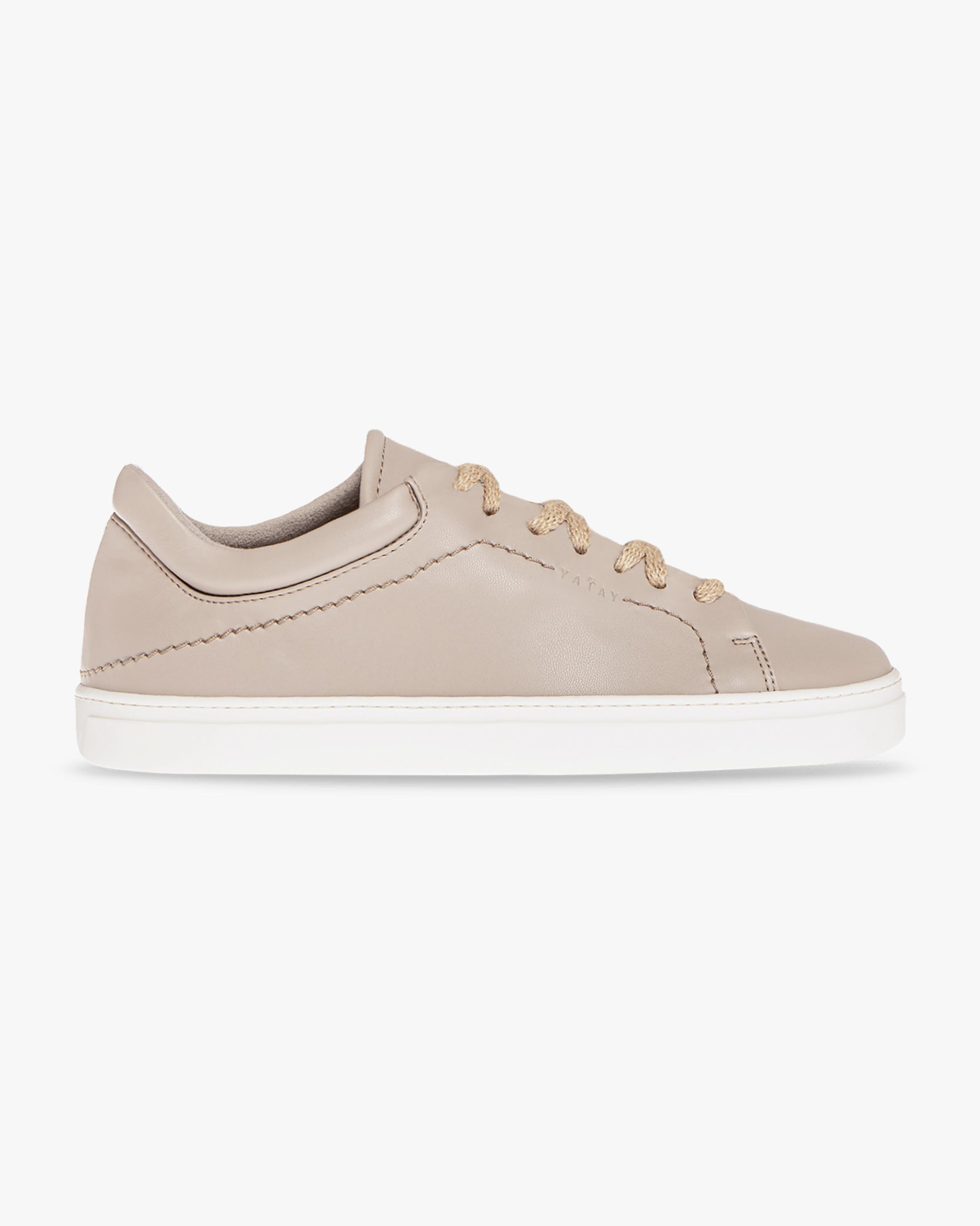 Yatay Hemp Brown Neven Low Sneaker 1