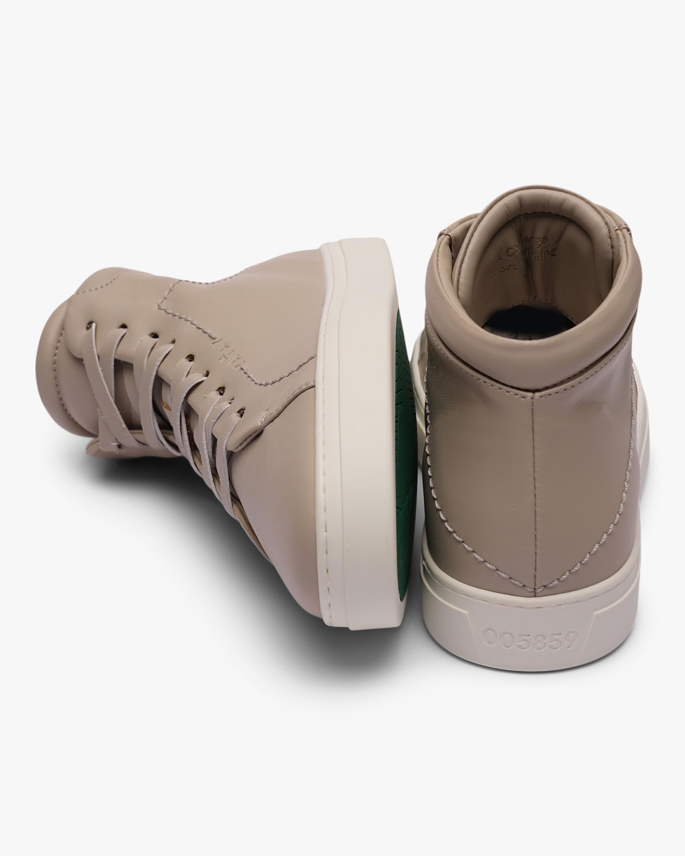 Yatay Hemp Brown Neven High-Top Sneaker 2