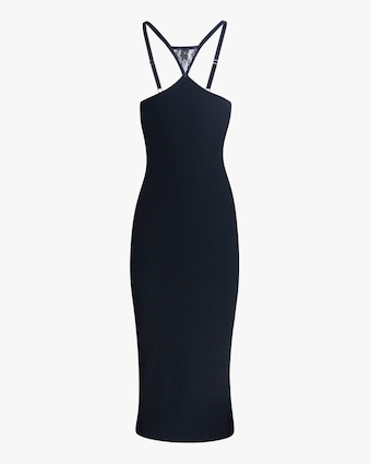 Christopher Kane Lace-Panel Bodycon Dress 1