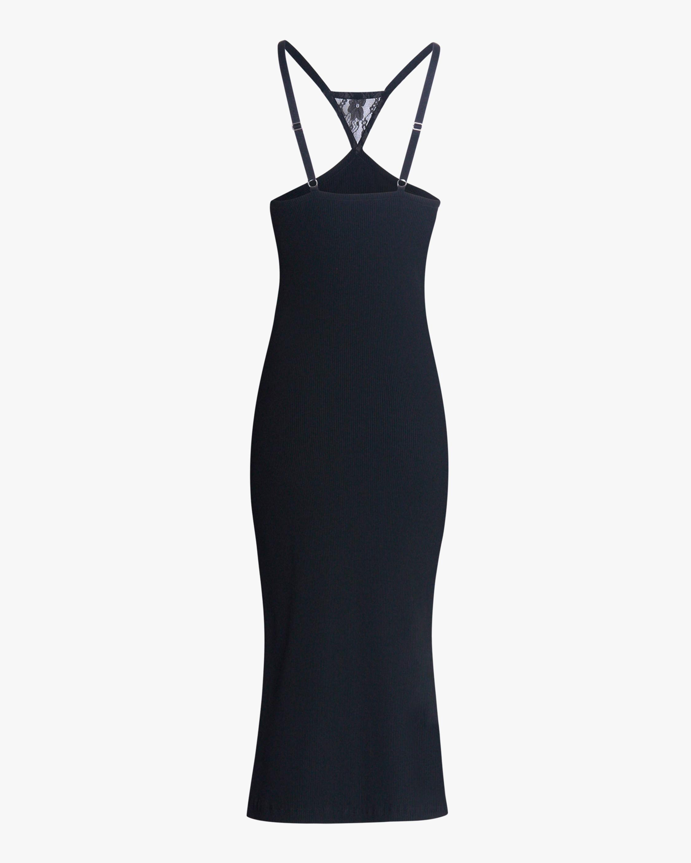 Christopher Kane Lace-Panel Bodycon Dress 1