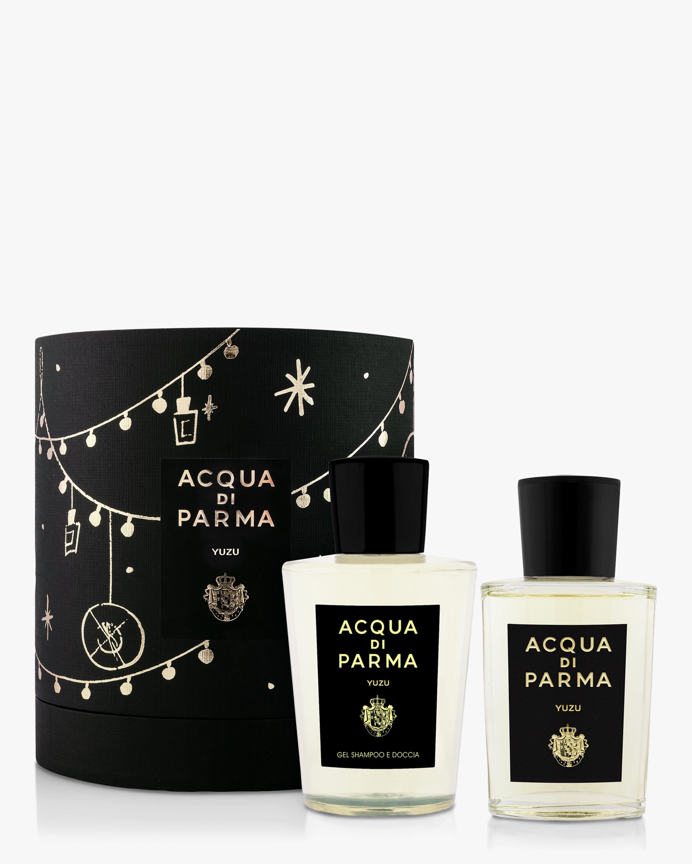 Acqua di Parma Signature Yuzu Premium Set 1