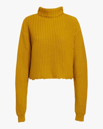 RtA Beau Cropped Sweater 1