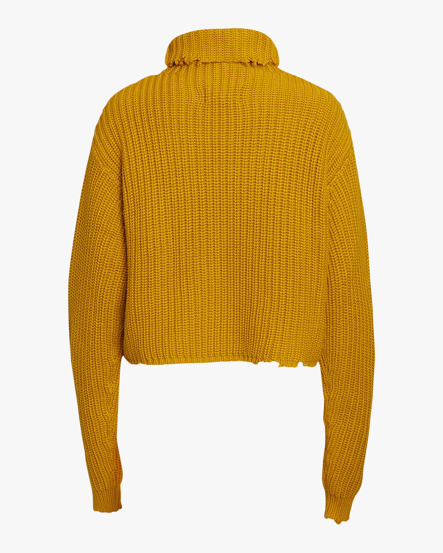 RtA Beau Cropped Sweater 2