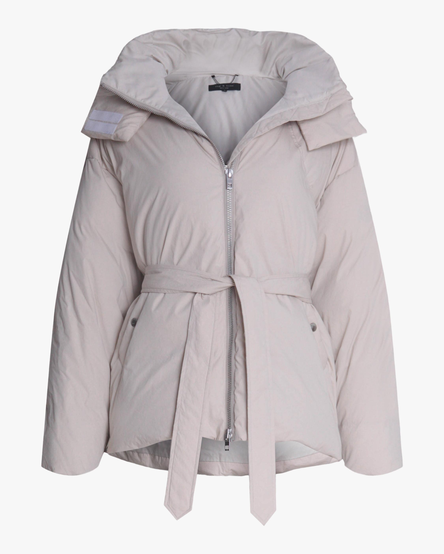 Donna Puffer Coat