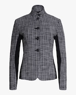 rag & bone Zoe Tweed Blazer 0