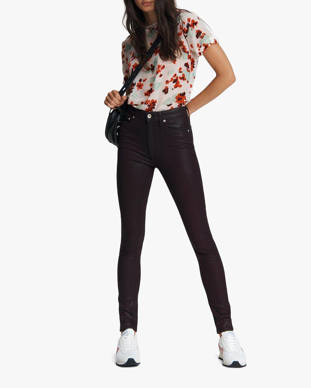rag & bone Nina High-Rise Skinny Jeans 2