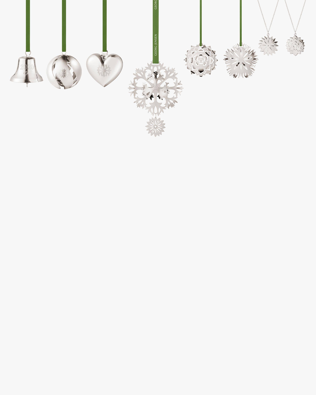 Georg Jensen 8-Piece Ornament Set 1