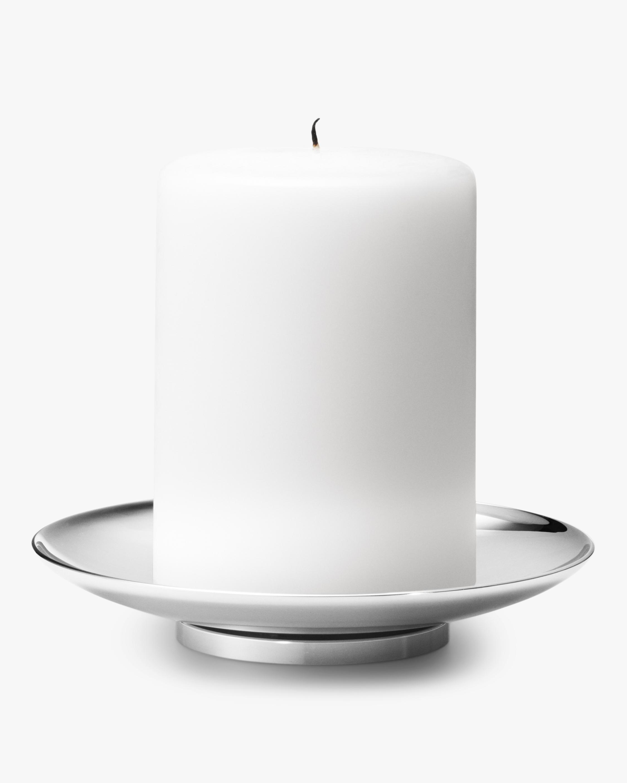 Georg Jensen Tunes Pillar Candle Holder 2