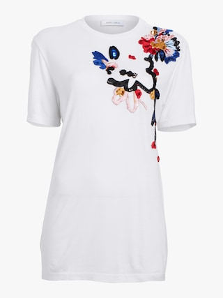 Short Sleeve Floral T-Shirt