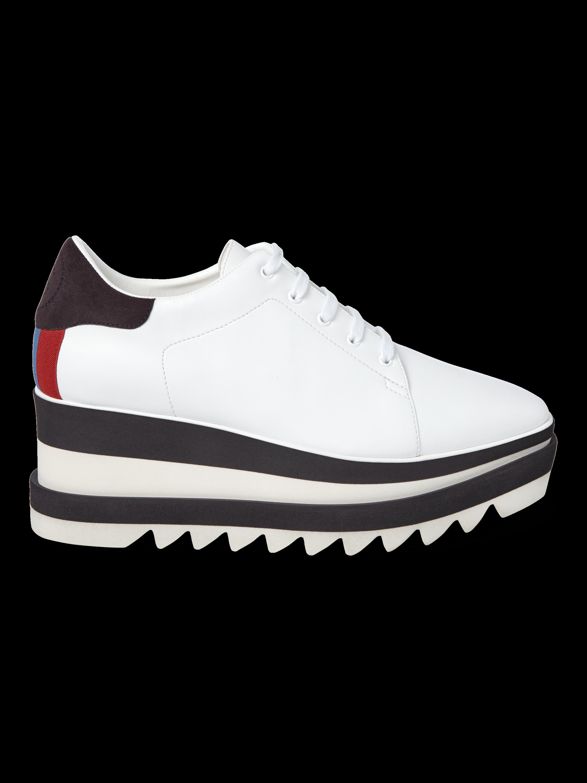 Sneak Elyse Platform Sneaker