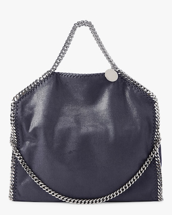 Stella McCartney Falabella Shaggy Deer Fold Over Tote 1