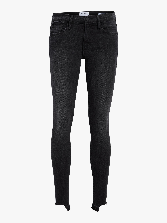 Le Skinny De Jeanne Crop Hem Jeans