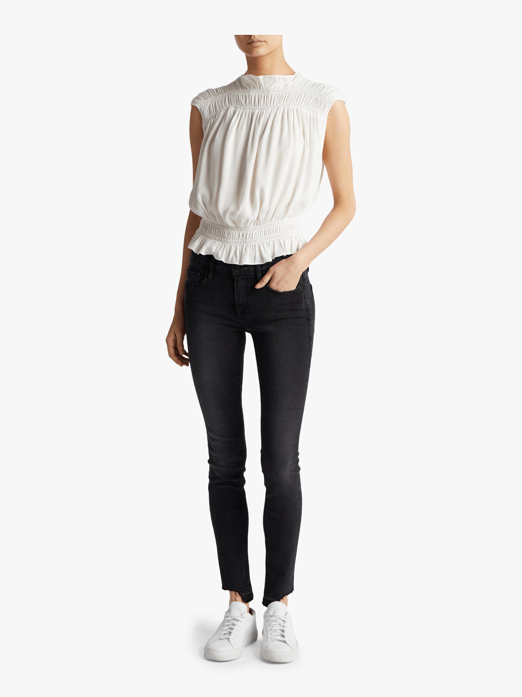 Frame Le Skinny De Jeanne Crop Hem Jeans 2