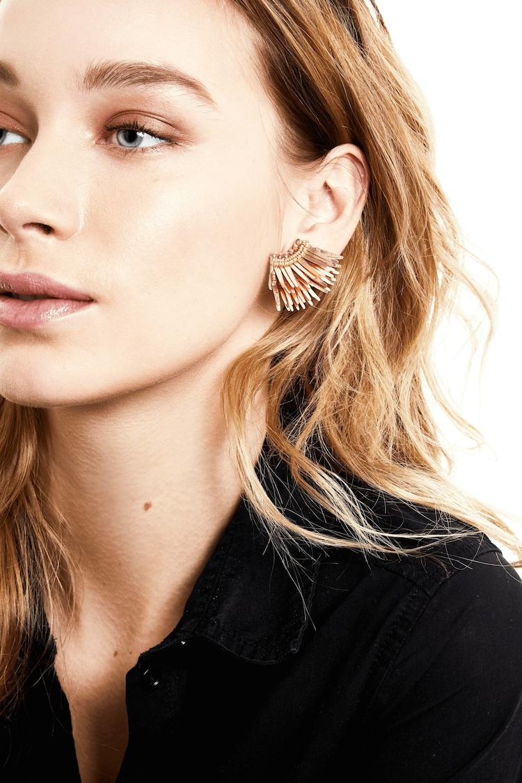 Mini Madeline Earrings Mignonne Gavigan