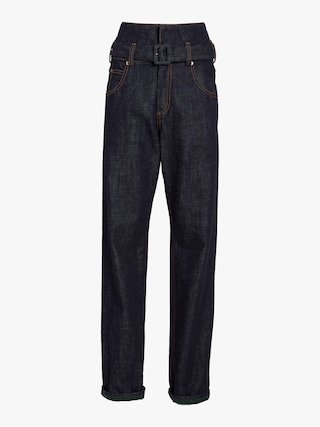 Carven Relaxed Jeans 1