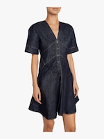 Carven Denim Dress 3