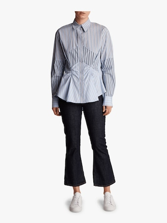 Carven Asymmetric Shirt 2