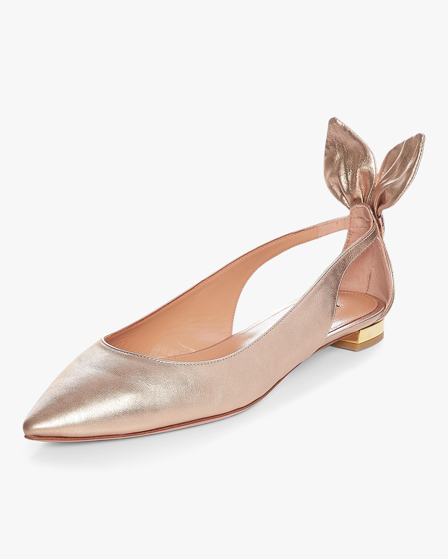 Aquazzura Nappa Deneuve Ballet Flat 2