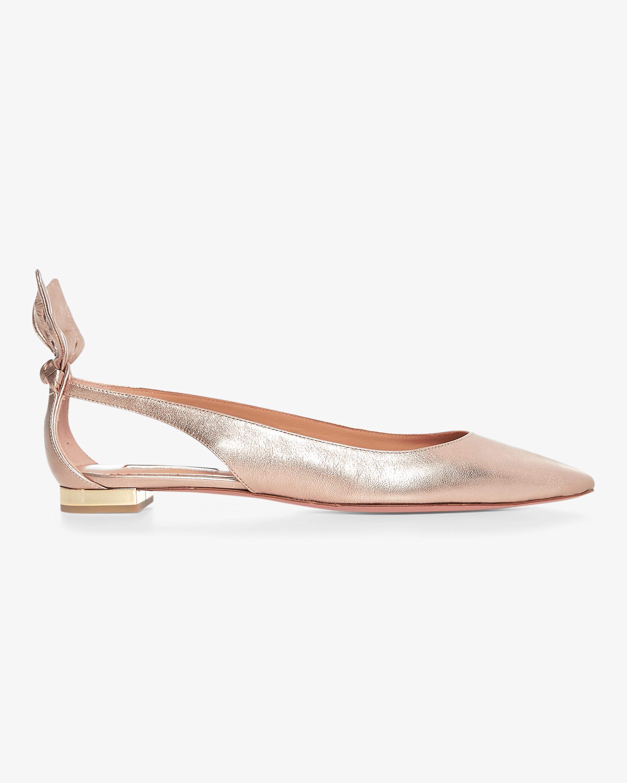 Aquazzura Nappa Deneuve Ballet Flat 1