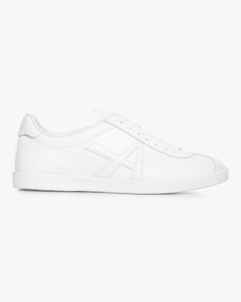 Calf Leather The A Sneaker