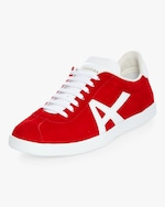Aquazzura Calf Leather The A Sneaker 1