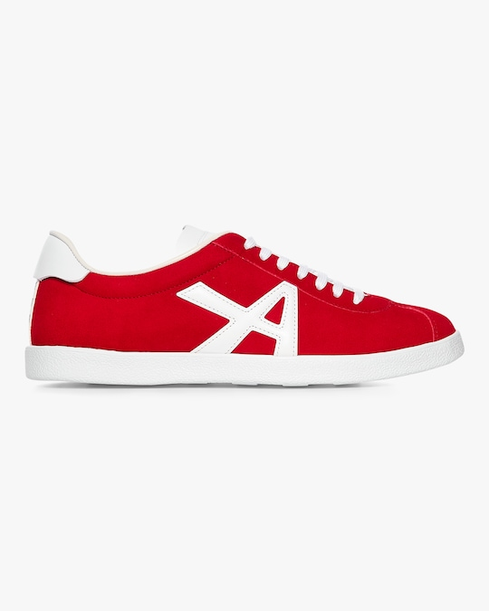 Aquazzura Calf Leather The A Sneaker 0