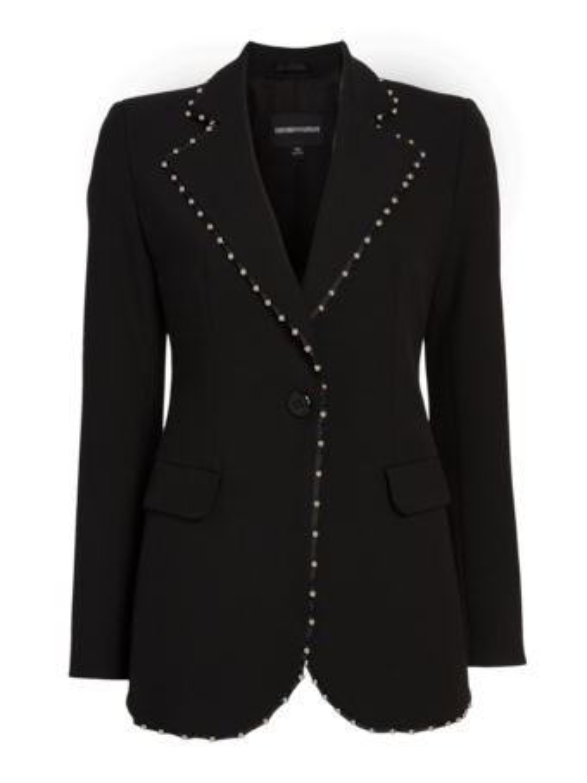 Studded Blazer Jacket