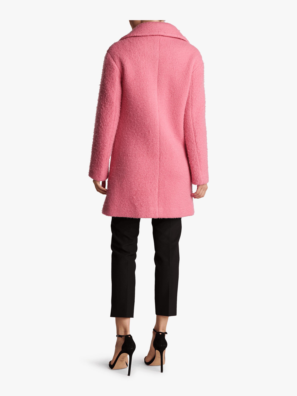 Wool Peacoat Emporio Armani