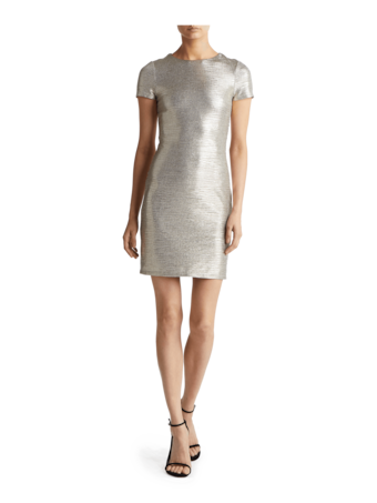 Delora Fitted Dress