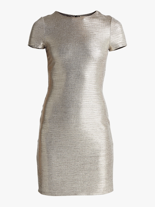 Alice And Olivia Delora Fitted Dress Olivela