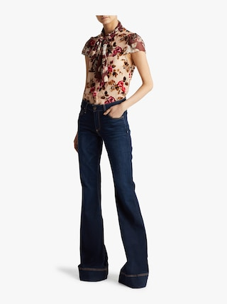 Beautiful Bell Jeans