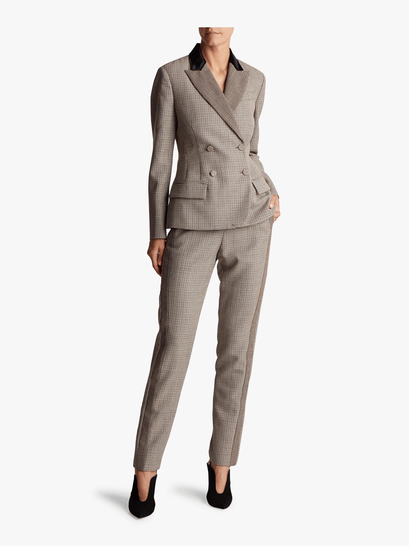 Wool Tailored Jacket
