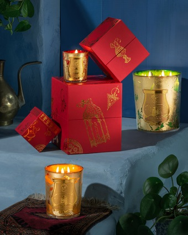 Cire Trudon Abd El Kader Intermezzo Christmas Candle 800g 2