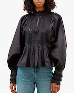 byTimo Broderie Anglaise Blouse 0