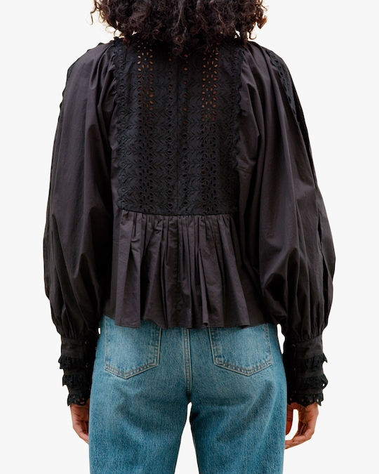 byTimo Broderie Anglaise Blouse 1