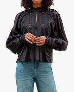 byTimo Broderie Anglaise Blouse 3