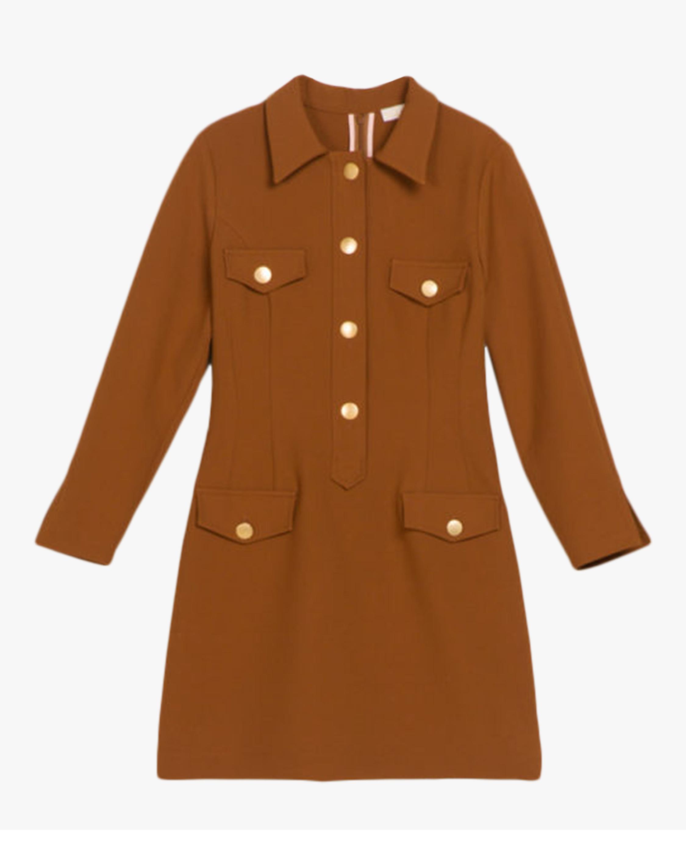 byTimo Tailored Mini Blazer Dress 0