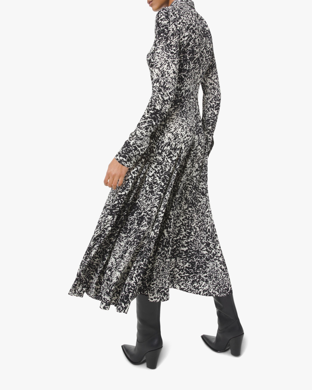 Michael Kors Collection Pony Shirt Dress 2