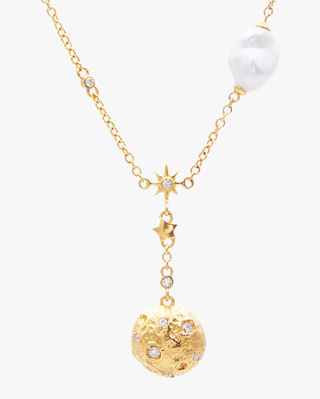 Gurhan Luna Pendant Necklace 1