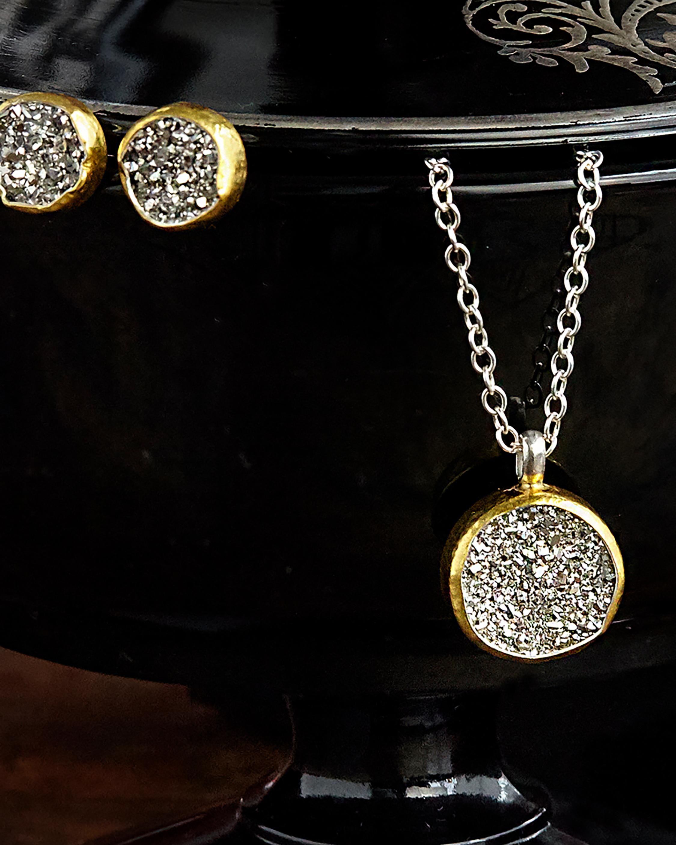 Gurhan Mystere Stud Earrings 2