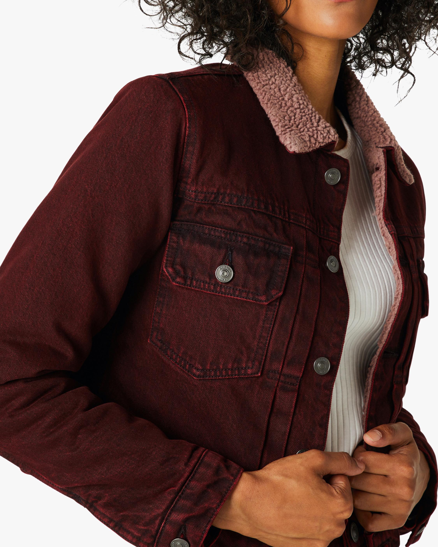 Hudson Lola Shrunken Trucker Jacket 4