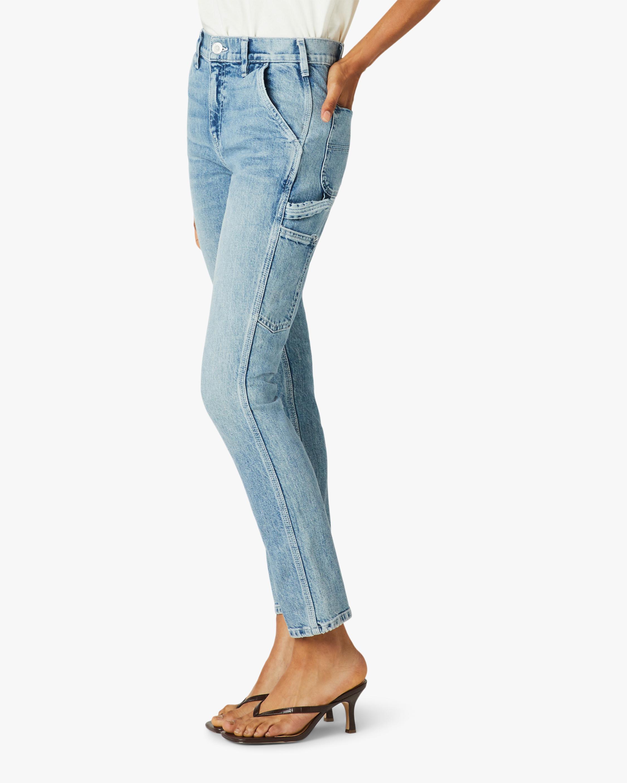 Hudson Holly High-Rise Carpenter Jeans 2