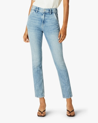 Hudson Holly High-Rise Carpenter Jeans 2