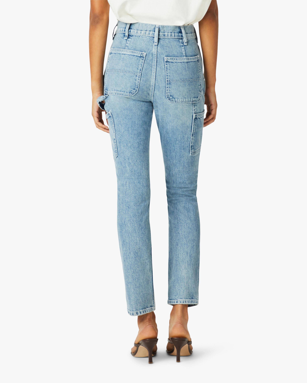 Hudson Holly High-Rise Carpenter Jeans 3
