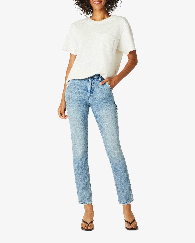 Hudson Holly High-Rise Carpenter Jeans 1
