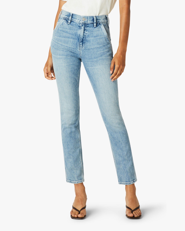 Hudson Holly High-Rise Carpenter Jeans 0