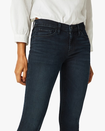 Hudson Barbara High-Rise Super Skinny Ankle Jeans 2